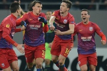 VICTORIE FANTASTICA! Steaua A INVINS Ajax dupa un meci fabulos si S-A CALIFICAT in optimile Ligii Europa. Vezi aici penalty-urile VIDEO