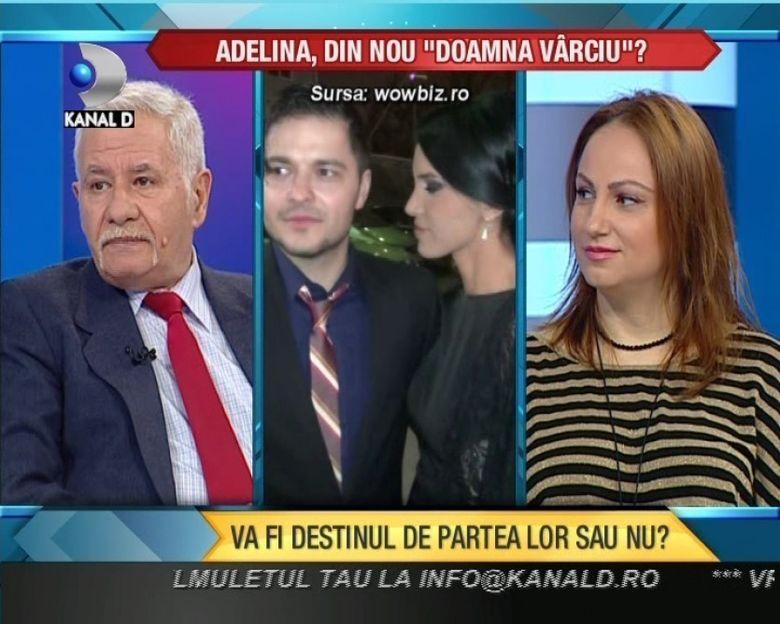 Adelina Pestritu si Liviu Varciu, CEL MAI INCERCAT CUPLU din showbiz! VOR REZISTA de data asta? Afla previziunile astrologilor! VIDEO