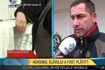 IPOTEZA SOCANTA! Asasinul elevului din Targoviste a fost platit de un coleg al victimei. DECLARATII IN EXCLUSIVITATE!