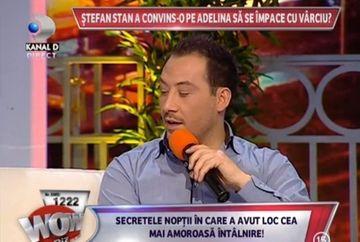 """BOMBA! Oana Roman a dat din casa: """"Stefan Stan a cerut-o in casatorie pe Andreea Mantea"""" VIDEO"""