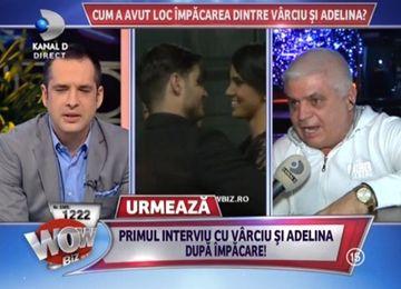 """Ion Talent, tatal lui Pepe: """"I-am vazut pe Adelina si pe Liviu plangand unul in bratele celuilalt"""" FOTO"""