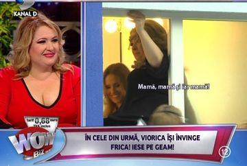 """Viorica de la Clejani, clipe de groaza la machiaj: """"Nu va bateti voi joc de mine sa cad cu cracii in sus!"""" - video de senzatie!"""