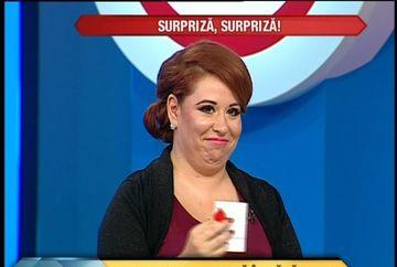 Oana Roman, cu ochii in lacrimi de Valentine's Day! Ce a emotionat-o atat de tare pe vedeta VIDEO