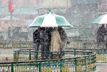 PROGNOZA METEO: Revin ploile si ninsorile! Vezi cum va fi vremea joi si vineri