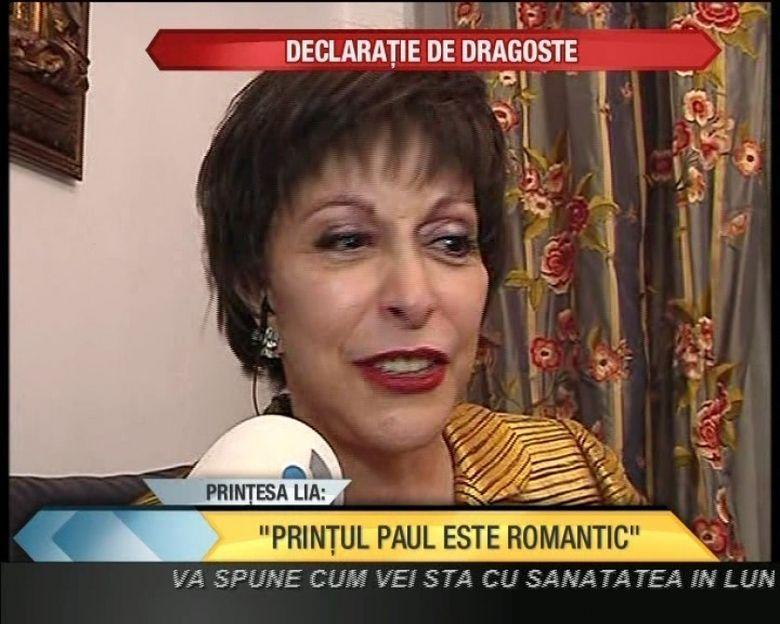 Printesa Lia, mesaj emotionant de DRAGOSTE transmis sotului ei, Printul Paul VIDEO
