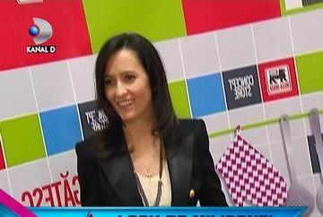 Amalia Nastase, tinuta de MII DE EURO la supermarket VIDEO