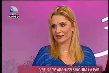 Cristina Cioran, MOMENT JENANT in direct VIDEO