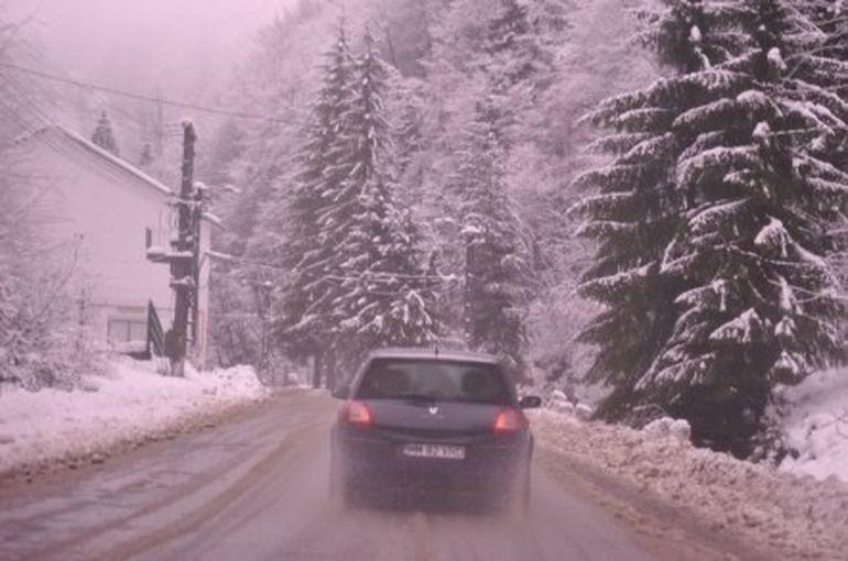 PROGNOZA METE: Innorari temporare si ninsori slabe. Cum va fi vremea in WEEKEND!