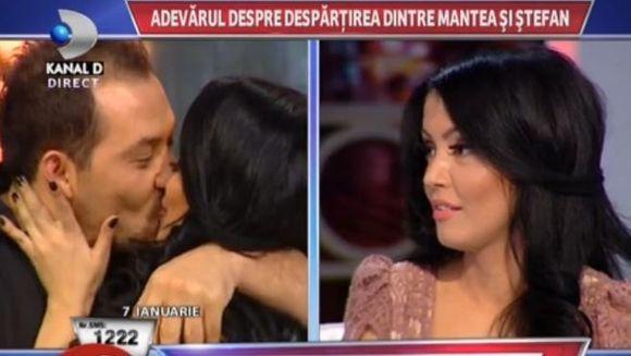 "ANDREEA MANTEA ARUNCA BOMBA: ""Il iubesc de mor! Stefan, te astept acasa!"" SE VOR IMPACA?"