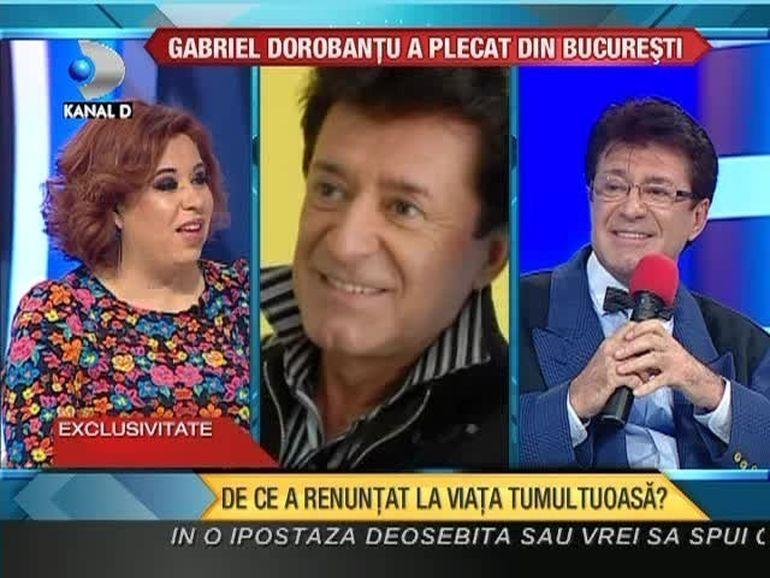 Gabriel Dorobantu, MEREU SURPRINZATOR! Vezi MOTIVUL pentru care a disparut din lumina reflectoarelor VIDEO