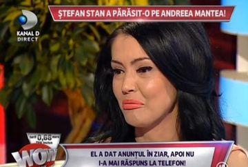 """""""Cu ce-am gresit?"""" Andreea Mantea, PARASITA de Stefan Stan printr-un articol in ziar"""
