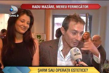 Radu Mazare, MEREU FERMECATOR! Are sarm sau a apelat la operatii estetice? VIDEO