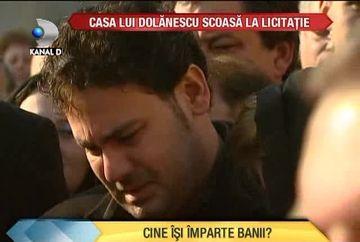 Securea razboiului a fost dezgropata! Casa lui Ion Dolanescu, scoasa la licitatie! Cum se impart banii?