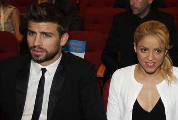 Shakira, PRIMA POZA cu bebelusul ei si al lui Gerard Pique! FOTO