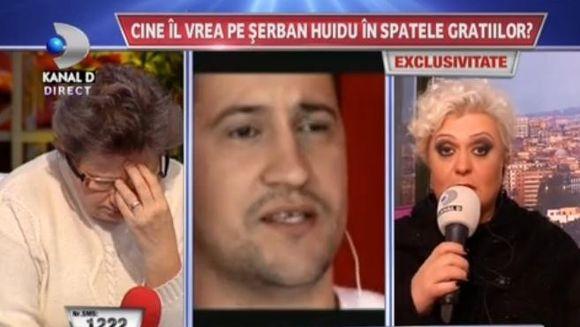 IL VREA LA PUSCARIE! Sotia uneia dintre victimele lui Serban Huidu contesta sentina data de judecatori