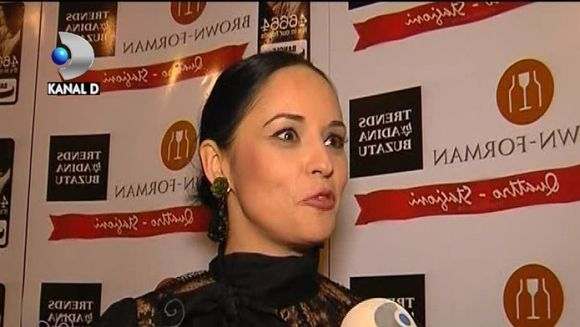 Andreea Marin, FASCINATA de un alt barbat decat sotul ei VIDEO