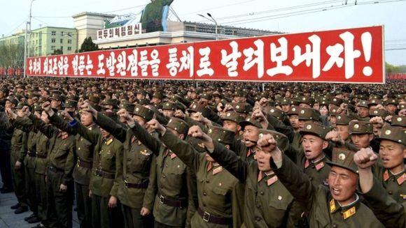 Kim Jong-un a instaurat legea martiala! Coreea de Nord, la un pas de RAZBOI