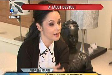 Andreea Marin RUPE TACEREA. Care sunt motivele divortului? VIDEO
