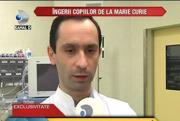 PREMIERA IN MEDICINA ROMANEASCA! Tumorile sau afectiunile pe creier se pot opera la Spitalul Marie Curie VIDEO