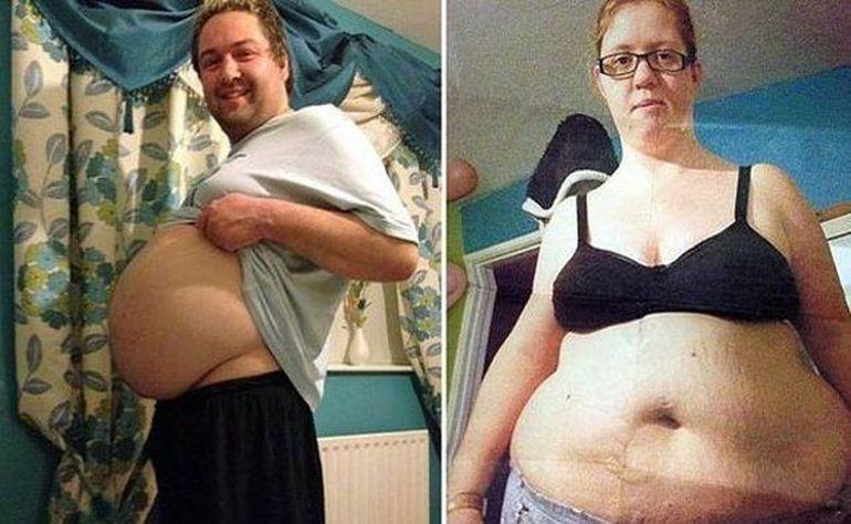 TRANSFORMARE ULUIOTARE: Erau incredibil de grasi, insa au reusit sa slabeasca! Nu o sa-ti vina sa crezi cum arata acum FOTO
