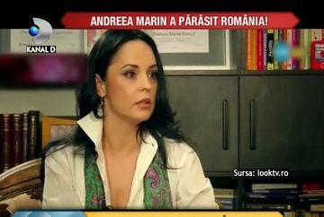 """""""Nu mai e nimic de negociat aici!"""" VA PARASI Andreea Marin Romania? VIDEO"""