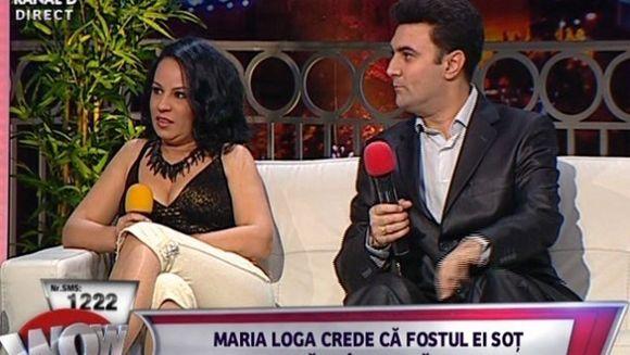 """Constantin Magureanu, dupa ce Maria Loga a spus ca inca il iubeste: """"Sper ca nu s-a lovit la cap"""""""