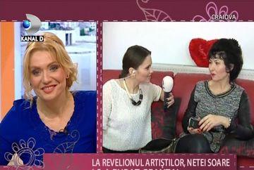 Cantareata de muzica populara Neta Soare, JEFUITA in seara de Revelion VIDEO