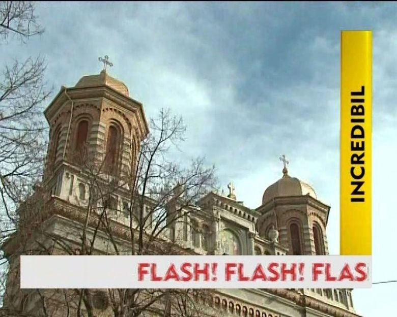 Cazul preotului care scoate ZGOMOTE CIUDATE in biserica! VIDEO