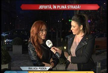 Raluca Podea a trecut prin clipe de cosmar! Modelul a fost jefuit in plin centrul Capitalei VIDEO