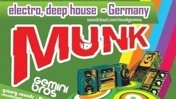 Kanal D te invita la un SUPER CONCERT: Munk si Gemini Bros in Control Club din Bucuresti