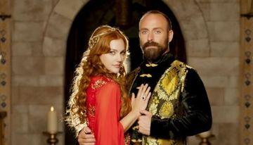 Halit Ergenç, interpretul sultanului Suleyman, implicat intr-un nou SCANDAL AMOROS