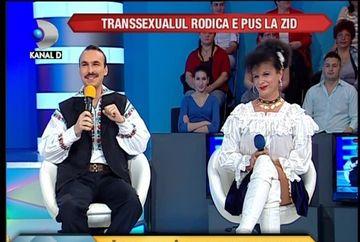 RAZBOI IN FOLCLORUL ROMANESC! Transexualul Rodica si-a pus toti artistii in cap VIDEO