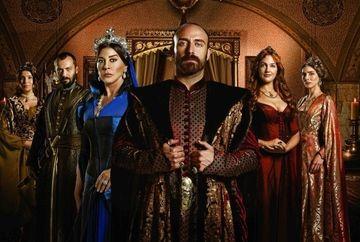 """Sezonul 2 al serialului """"Suleyman Magnificul"""" – debut in forta!"""