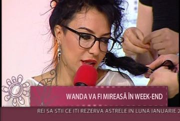 DJ Wanda va imbraca rochia de mireasa! Se marita nonconformista artista? VIDEO