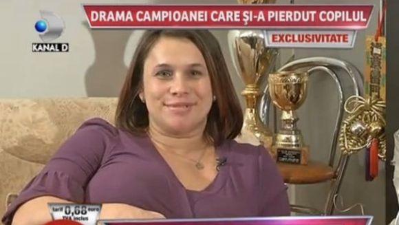 Si-a ingropat un copil, dar asteapta sa nasca iar! Dupa 4 ani de LACRIMI si DURERE Lavinia Milosovici va fi din nou mamica