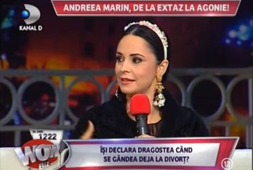 Un singur divort, o mie de controverse! De ce DIVORTEAZA Stefan Banica Jr. si Andreea Marin?