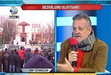 """Ioan Carmazan, DEZVALUIRI ULUITOARE: """"Sergiu Nicolaescu a fost un om corect, chiar si cu femeile lui"""" VIDEO"""