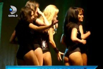 Au innebunit publicul CU SHOW-URI SEXY PE SCENA VIDEO