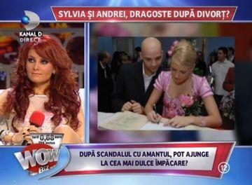 Asistam la IMPACAREA ANULUI? A iertat-o Andrei pe Sylvia?