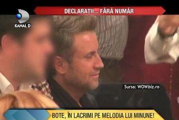 Catalin Botezatu, asa cum nu l-ati mai vazut! A fost in lacrimi pe melodia lui Adrian Minune VIDEO