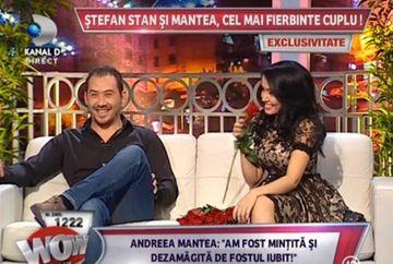 SOC! Andreea Mantea si Stefan Stan, CEL MAI FIERBINTE CUPLU al anului