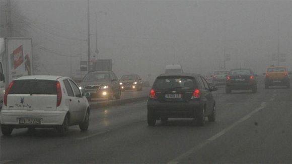 AVERTIZARE METEO: COD GALBEN de ceata in 8 judete