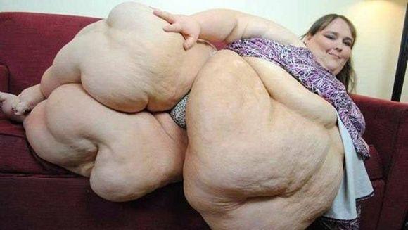 INCREDIBIL! A fost CEA MAI GRASA femeie din lume insa a slabit 45 de kilograme facand SEX. Vezi cum arata acum FOTO