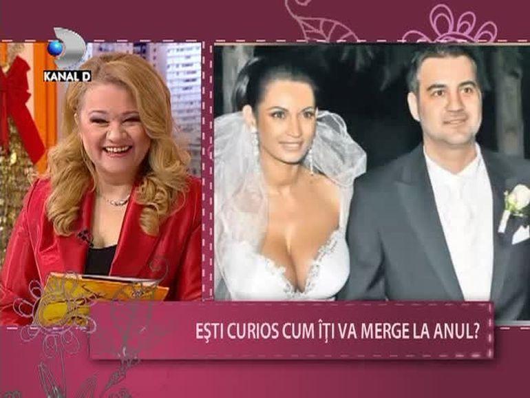 Vor DIVORTA Nicoleta Luciu si Zsolt Csergo in 2013? Iata ce le rezerva astrele celor doi VIDEO