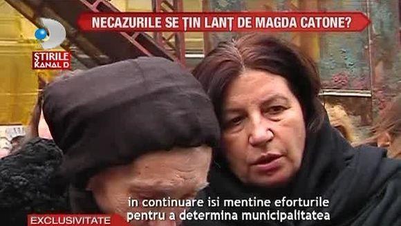 Dupa moartea lui Serban Ionescu, necazurile se tin lant de Magda Catone! Viata artistei, un adevarat COSMAR VIDEO