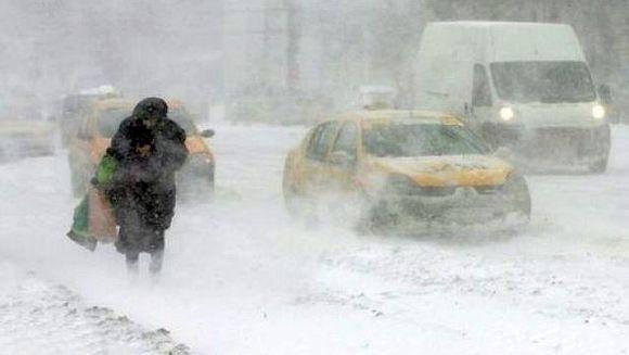 AVERTIZARE METEO: S-a emis COD PORTOCALIU de vant si ninsori!