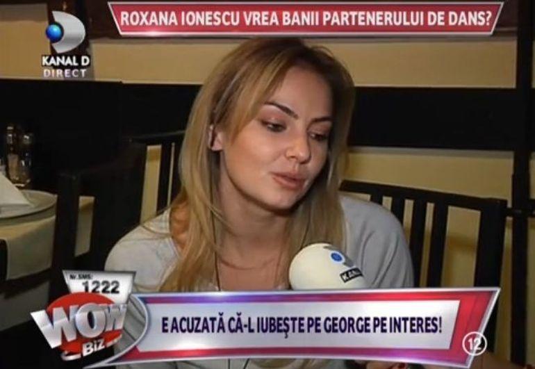 Roxana Ionescu comenteaza acuzatiile aparute in presa: M-a afectat foarte tare
