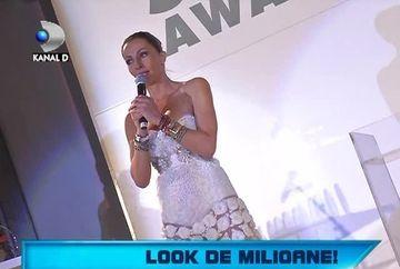 Mihaela Radulescu, din nou MIREASA? A purtat o rochie FABULOASA la un eveniment monden VIDEO