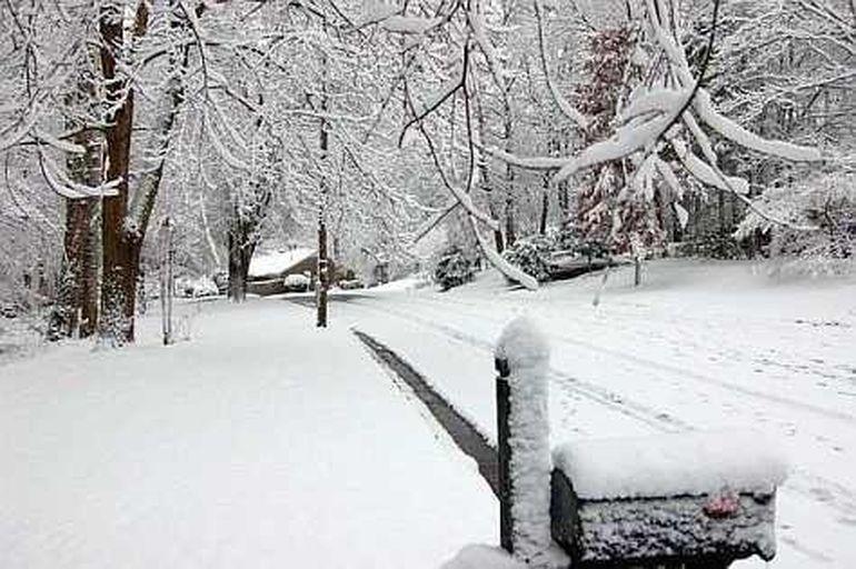 PROGNOZA METEO: Precipitatii sub forma de ninsoare! Cum va fi vremea in tara de Craciun