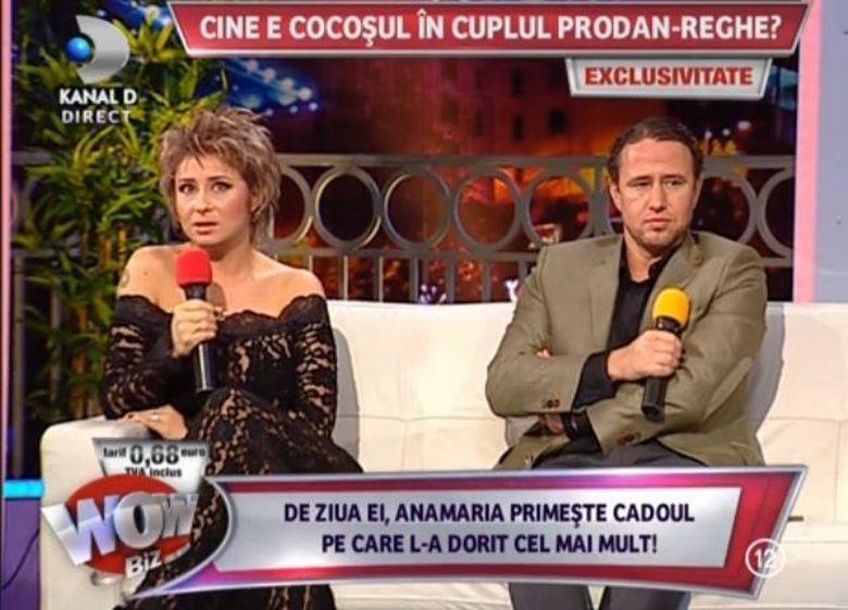 Cine e cocosul in cuplul Ana Maria Prodan - Laurentiu Reghecampf? Cei doi au dat totul din casa